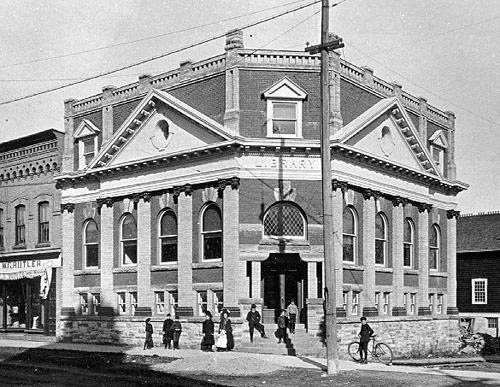 Image result for perth ontario 1912