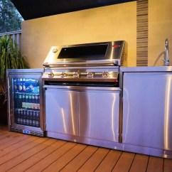 Outdoor Kitchen Cabinets Stainless Steel Paint Kitchens Bbqs And Alfresco Areas