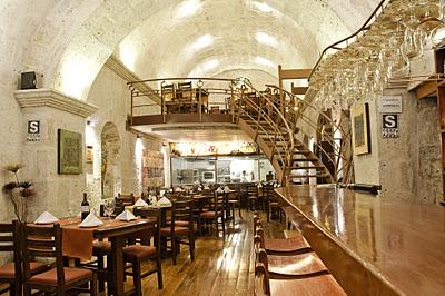 Restaurants in Arequipa