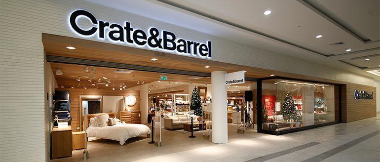 Crate  Barrel abre tienda online en Per  Per Retail