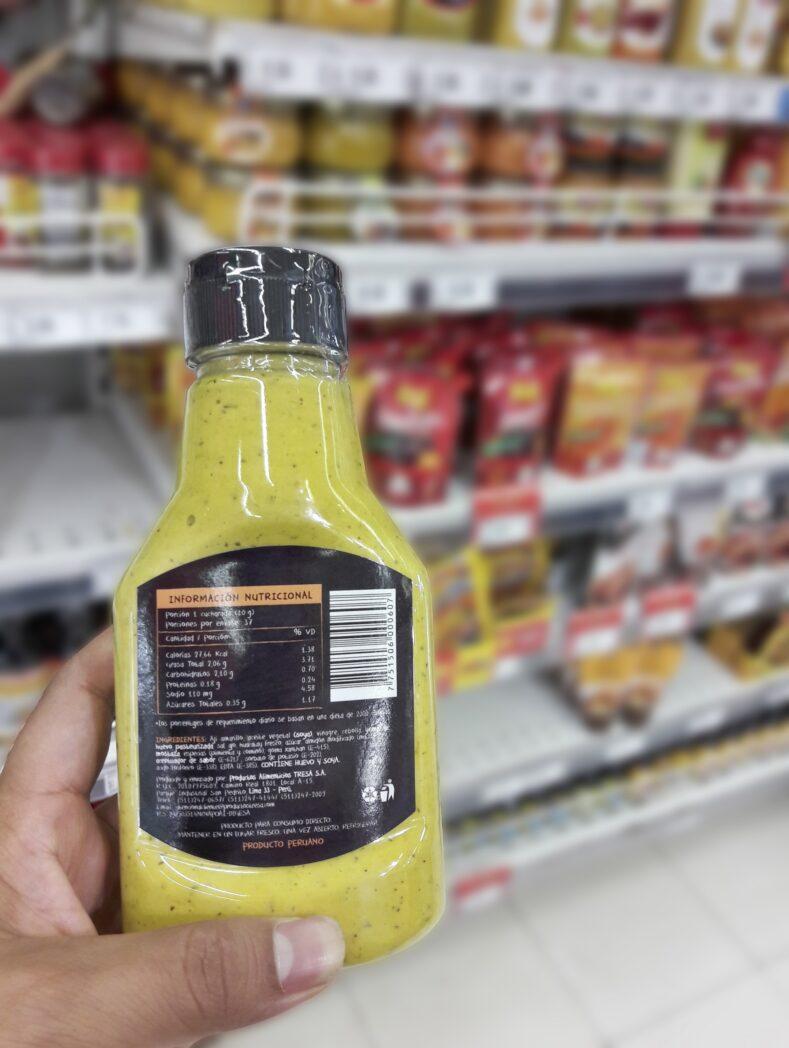 Se deroga ley de rotulado de productos  Per Retail