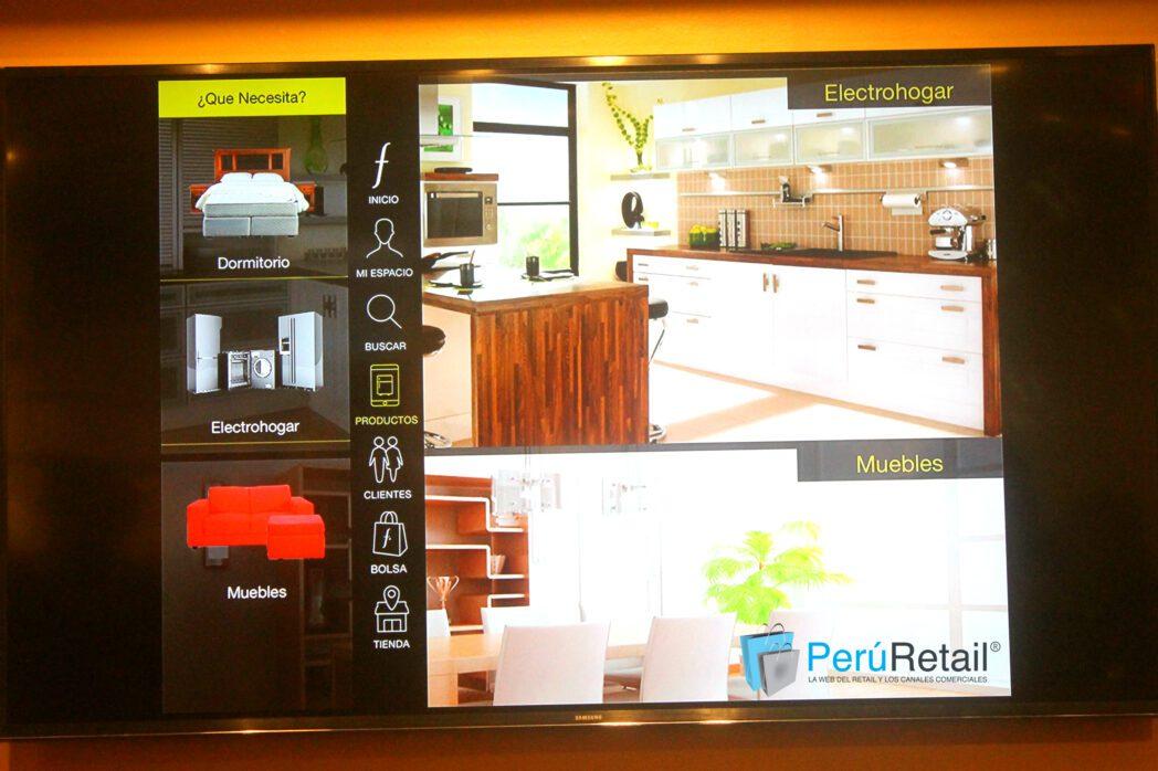 Falabella lanza su primera plataforma digital de muebles