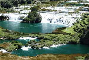 Huancaya tierra de las cascadas y lagunas cristalinas
