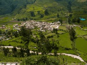 Canta la primera provincia ecolgica y turstica del Per