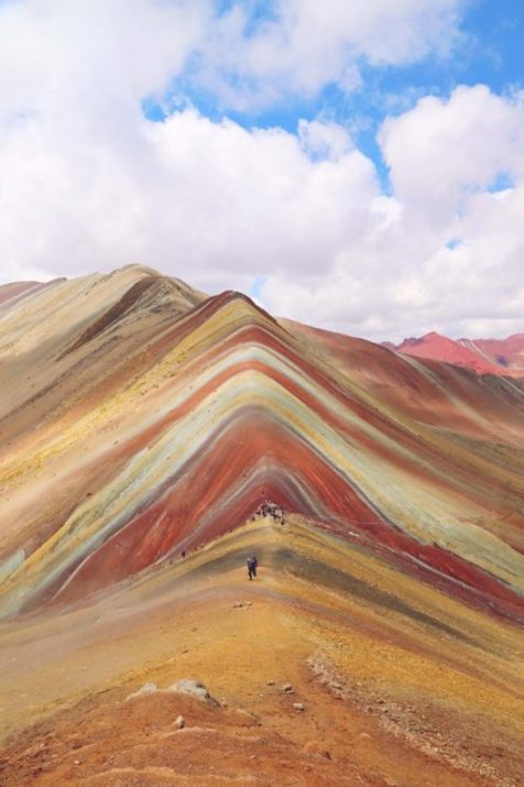 Rainbow Mountain in Cusco - South America