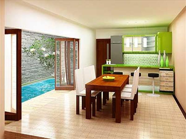 Koleksi contoh gambar desain interior dapur dari yang
