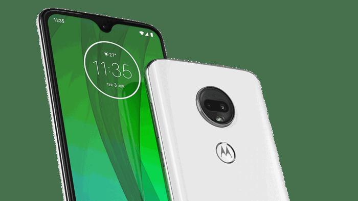 Motorola filtra todos los Moto G7 antes de su lanzamiento