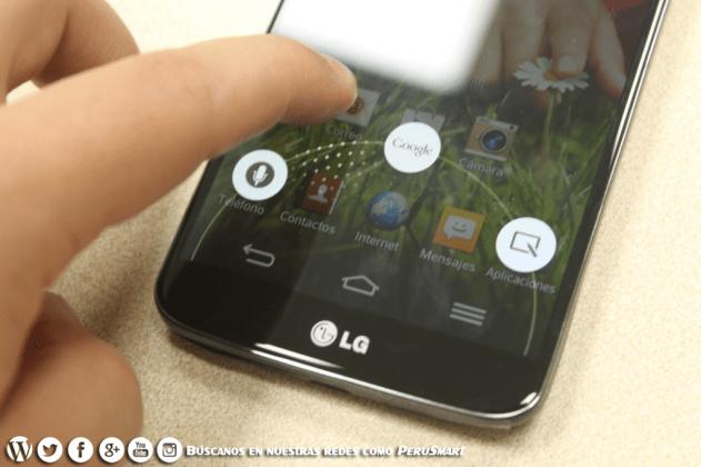 LG G3, especificaciones filtradas