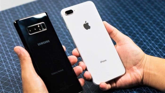 Precios de los principales smartphones gama alta del mercado en operadoras (26/11)