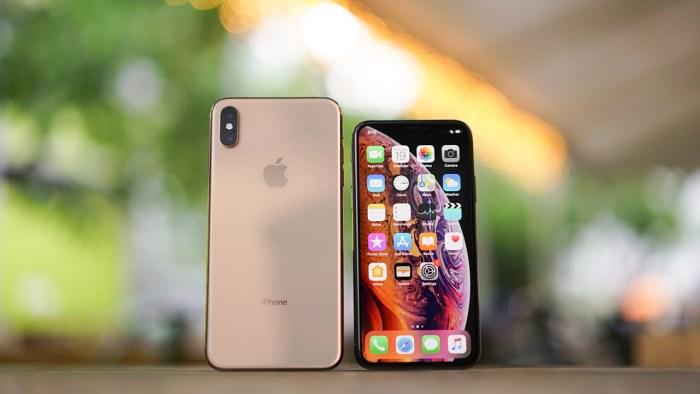 Ten cuidado con comprar un iPhone Xs/Xs Max en Mercado Libre y OLX