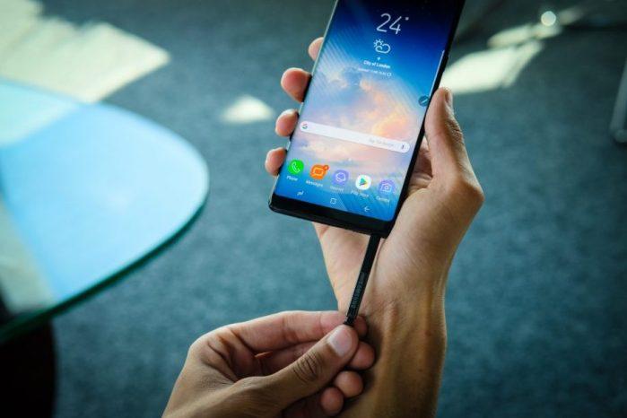 El Galaxy Note8 está tan barato que es imposible no tomarlo en cuenta