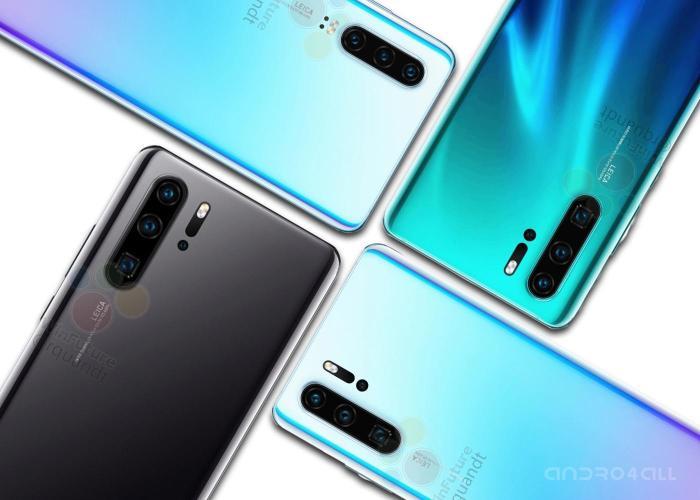 Benchmark filtrado revela que el Huawei P30 no sería más potente que el Galaxy S10 o iPhone Xs