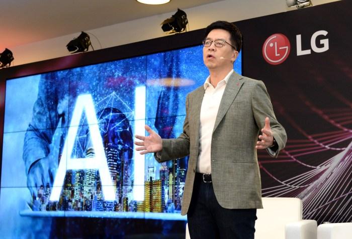 IFA 2019: LG COMPARTE VISIÓN DE FUTURO IMPULSADO POR LA INTELIGENCIA ARTIFICIAL