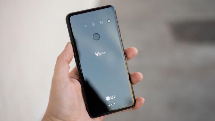 El LG V50 llegará a Perú en septiembre