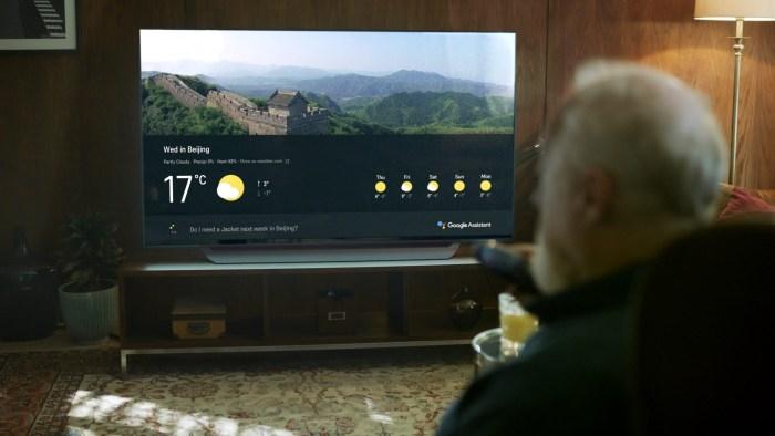 CES: LG presenta línea de televisores con inteligencia artificial y  procesador de imagen avanzado