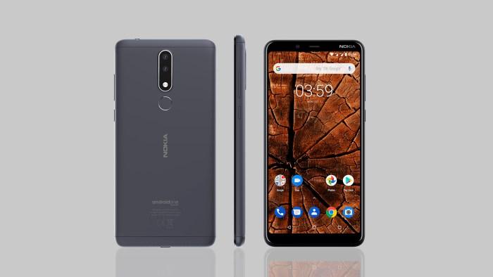 NP – HMD Global presenta el nuevo Nokia 3.1 Plus en Perú
