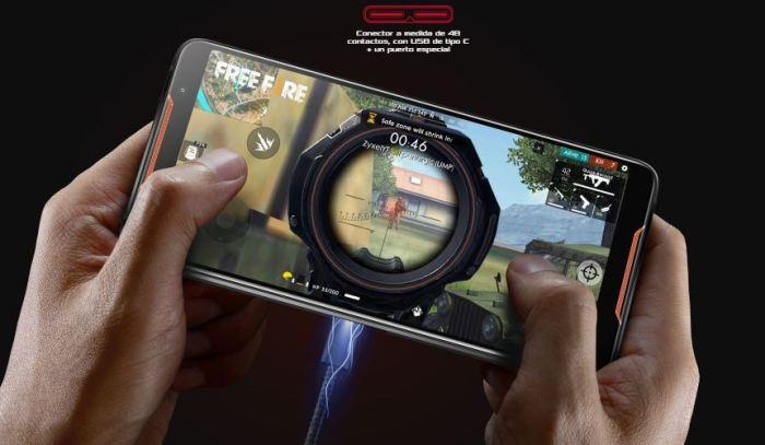 ASUS ROG Phone II: más dos millones de pedidos del nuevo celular gamer