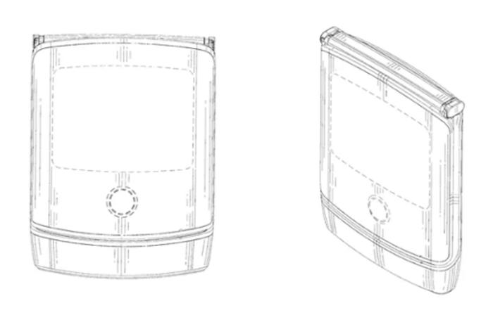 Este sería el nuevo Moto Razr con pantalla desplegable