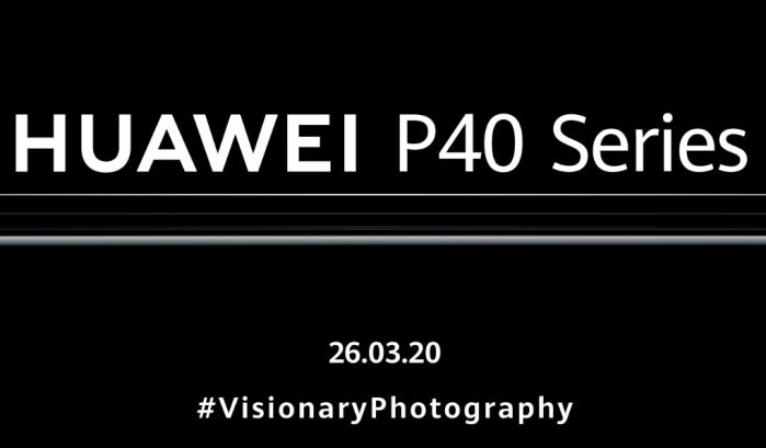 Huawei P40: Mira el lanzamiento en vivo