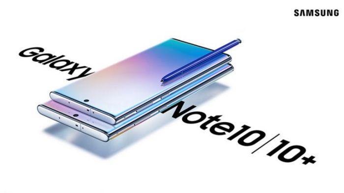 Mira el lanzamiento del Galaxy Note 10 en vivo
