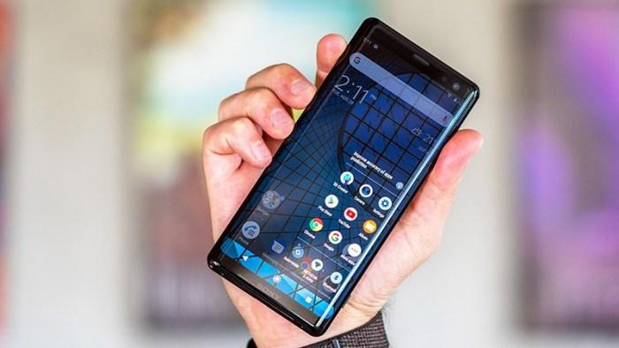 La división móvil de Sony vende cada vez menos smartphones