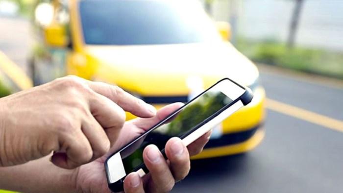 Congreso aprobó ley para regular los servicios de taxi por aplicaciones