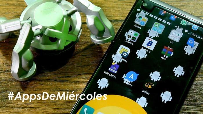 AppsDeMiércoles: Aprende a controlar la energía de tu Android y personalizar tu lista de canciones