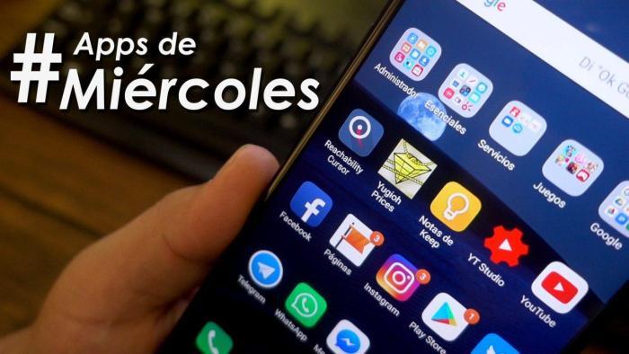 AppsDeMiércoles: Esta app es la ideal para controlar tu smartphone con una sola mano