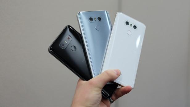 LG G6: Preguntas y respuestas