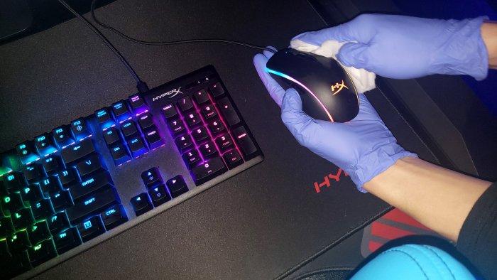Tips para mantener limpios tus accesorios de Gaming