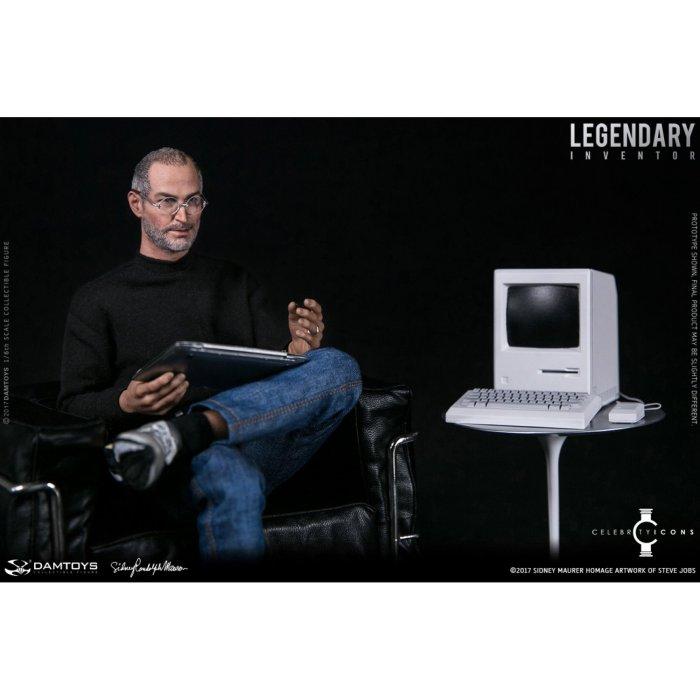 DAM TOYS presenta una figura de Steve Jobs