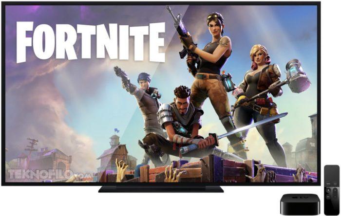 Fortnite también llegará al Apple TV