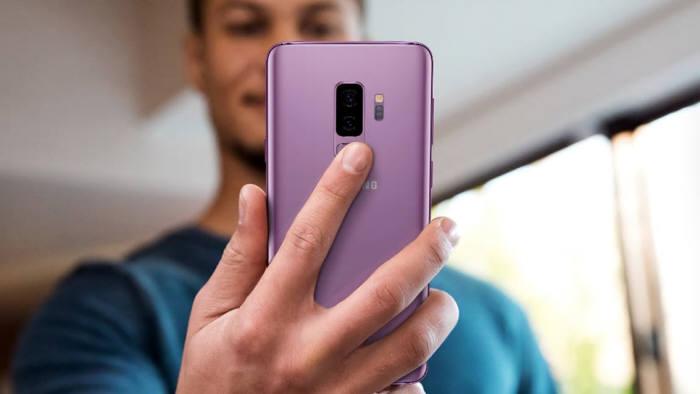 Samsung cambiará orientación de cámara del Galaxy S10 por una muy buena razón