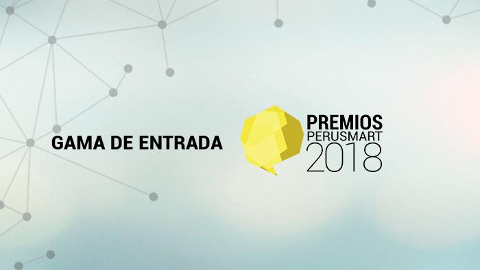 Premios Perusmart 2018: Elige al mejor smartphone gama de entrada