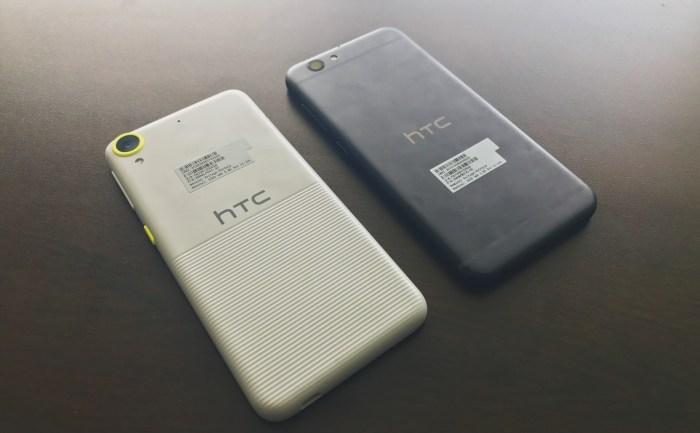 Los últimos equipos de HTC bajan de precio localmente
