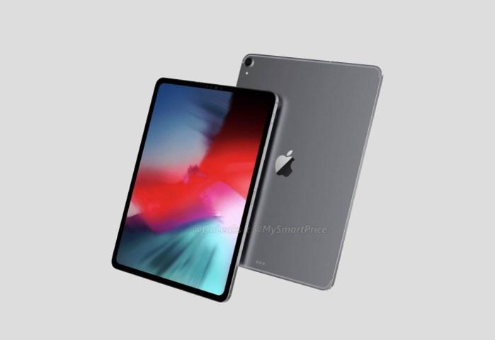 El iPad Pro 2018 se luce en renders con nuevo diseño y pantalla con escasos marcos