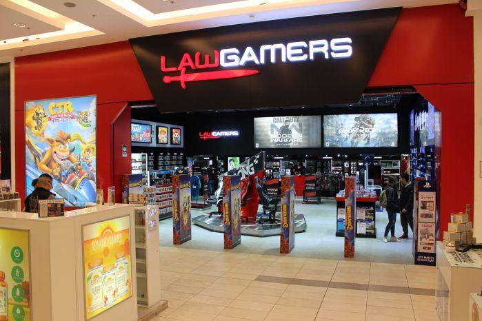 LAWGAMERS inauguró nueva tienda en el Jockey Plaza