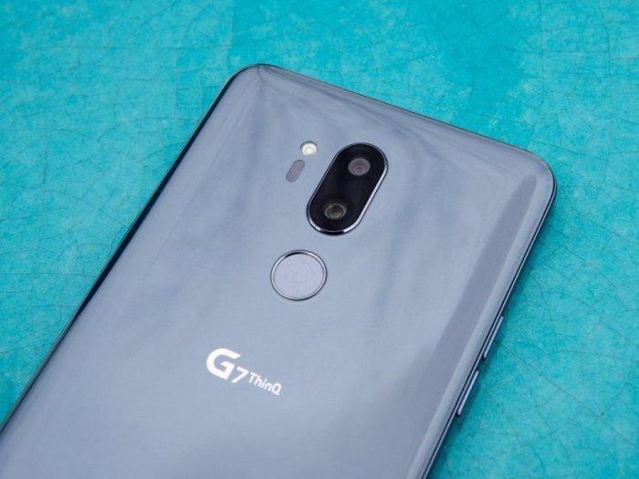 El LG G7 ya tiene lista su actualización a Android 9.0
