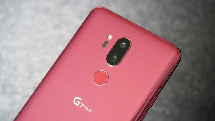 El LG G7 ThinQ será el primer smartphone no Pixel compatible con AR Stickers de Google