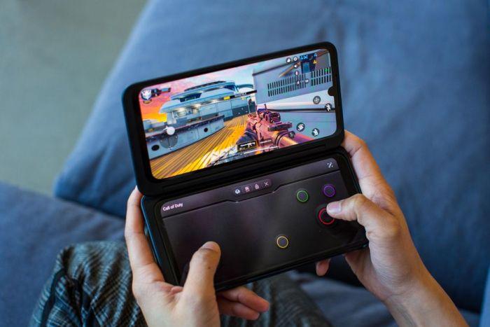 LG anuncia el primer smartphone doble pantalla en Perú
