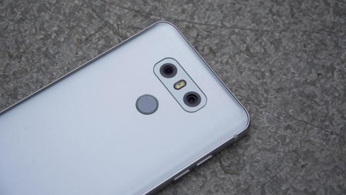 Página web de LG ya lista el nuevo LG G7