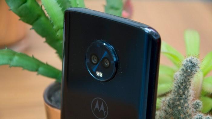 Motorola actualiza la cámara de sus smartphones y añade nuevas funciones