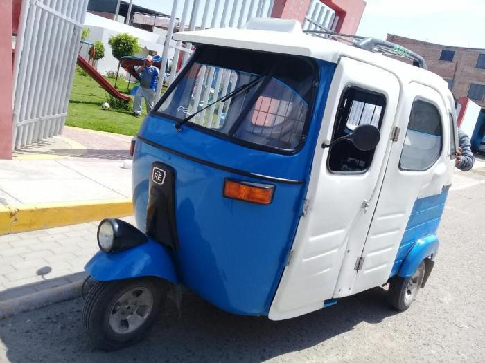 Easy Taxi incluye mototaxis a sus servicios de vehículos de transporte
