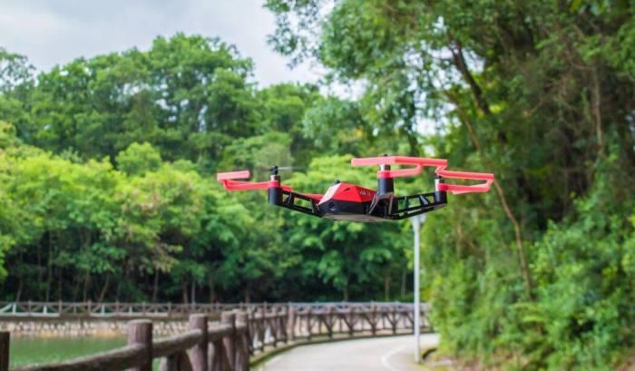 El Dr.X de ThieEYE promete ser el drone que siempre soñaste por poco dinero