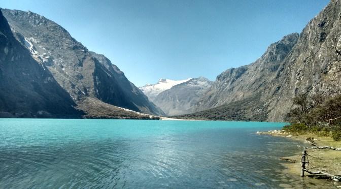 Laguna Llanganuco, Huaraz