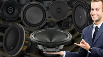Speaker Sizes