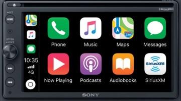 Product Spotlight: Sony XAV-AX210SXM