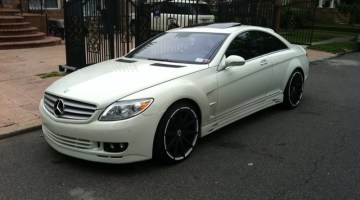 Mercedes Upgrades