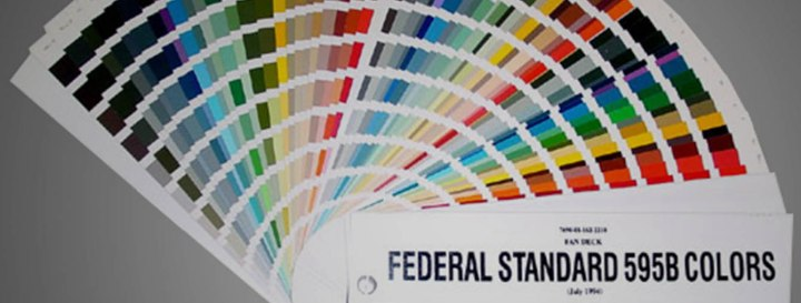 Federal Standard Color Chart Conversion To Ral Irfandiawhite