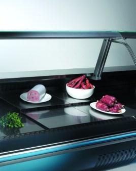 vitrine réfrigérée boucherie traiteur